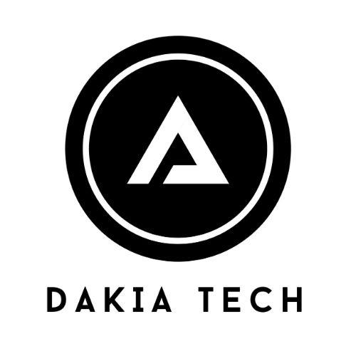 Logo DakiaTech - Phân phối Bộ Lưu Điện UPS, Acquy