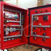 Tủ Điện Điều Khiển Máy Bơm PCCC