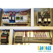 Tủ điện chiếu sáng PLC 1 pha- 3 pha