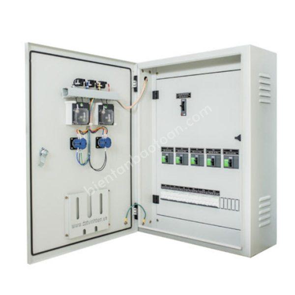 Tủ điện phân phối 1 pha 3 pha