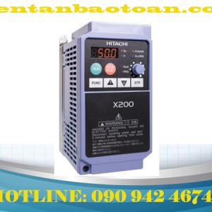 Mua Bán Biến Tần Cũ Hitachi X200 (Inverter) Giá Tốt Nhất TP HCM