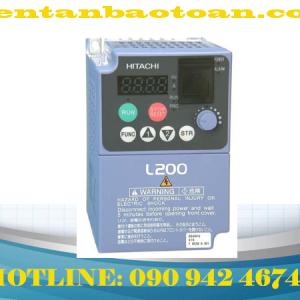 Nơi Mua Bán Biến Tần Cũ Hitachi l200 (Inverter) Giá Cực Rẻ Tại TPHCM