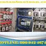 Tủ điện công nghiệp và thông số kỹ thuật