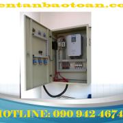 Tủ điện điều khển quạt nuôi tôm