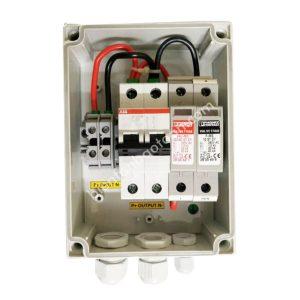Tủ AC Solar 1 pha 32A (1-5kW)