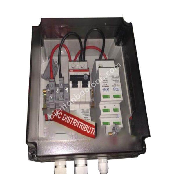Tủ AC Solar 1 pha 32A (4-5kW)