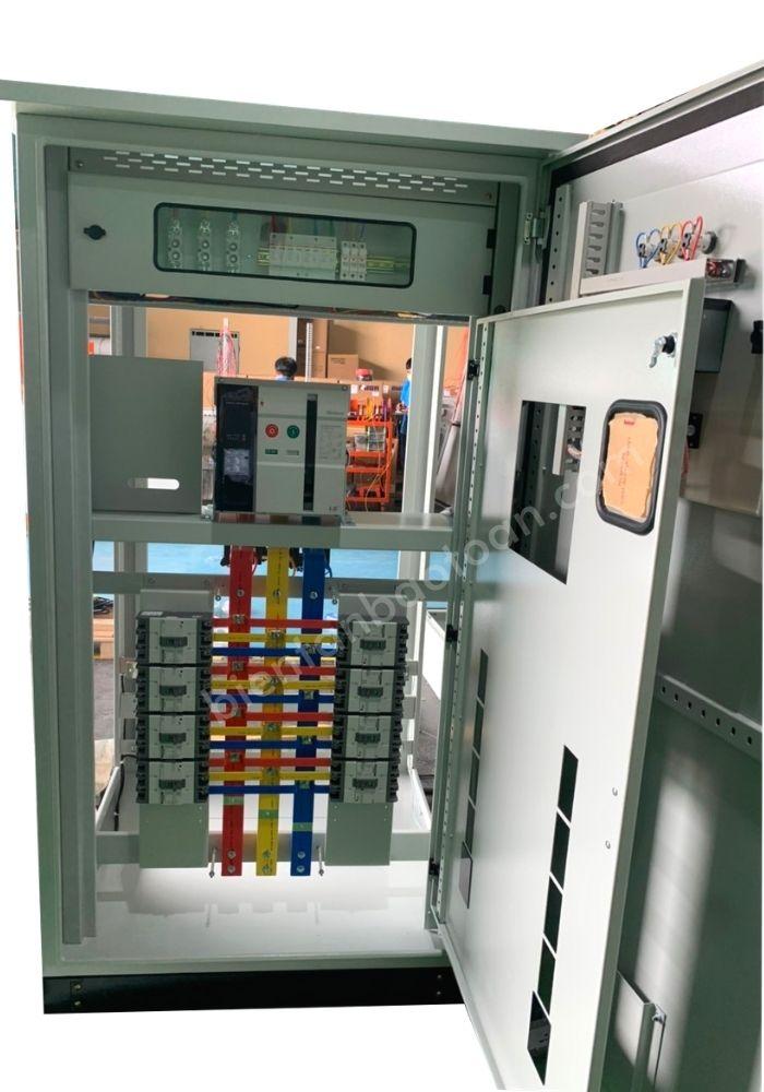 Tủ điện AC Solar 1MWP (LS)