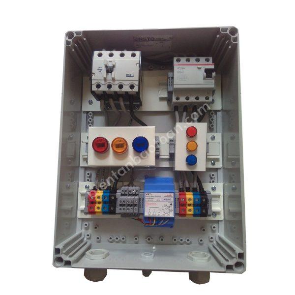 Tủ AC Solar 3 Pha 32A (5-15kW)
