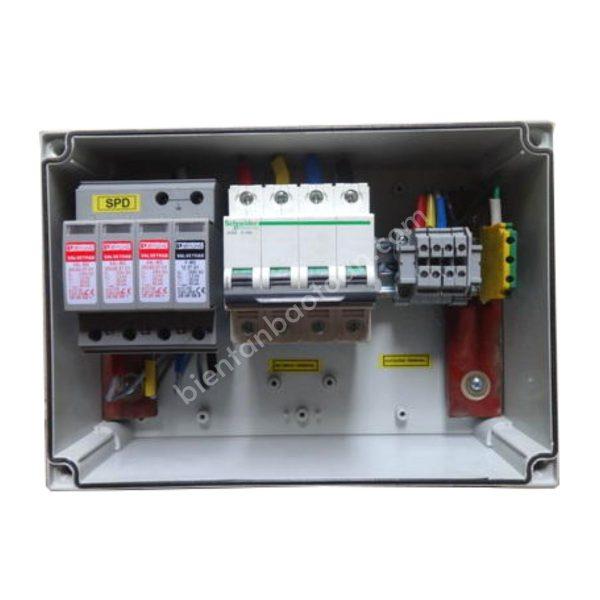 Tủ AC Solar 3 pha 63A (20-35kW)