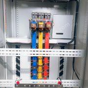 Ảnh thật Tủ điện AC Solar 1MWP (Mitsubishi)