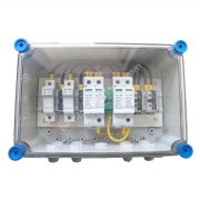 Tủ điện DC Solar 600V-2string-2IN 2OUT
