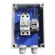 Tủ điện DC Solar (1-3kW)1string–không có SPD