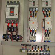 Tủ điện điều khiển bơm cấp nước cho tòa nhà, chung cư,...