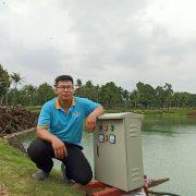 Quạt oxy nuôi trồng thủy hải sản