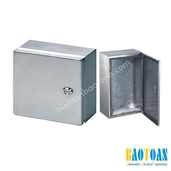 Tủ điện inox 304 siêu bền đẹp tại Bảo Toàn