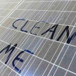Làm thế nào để vê sinh các tấm pin năng lượng mặt trời hiệu quả